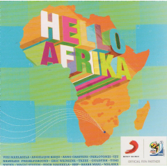 Hello Afrika - Various Artists (CD)