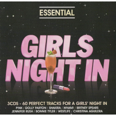 Essential Girls' Night In - Various Artists (CD)