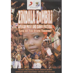 Zombili Zindala: Live At State Theatre - Various Artists (DVD)
