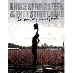 Springsteen Bruce - Bruce Springsteen & The E Street Band - London Calling: Live in Hyde Park Concert (DVD)