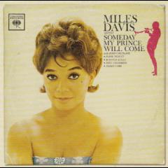 Miles Davis - Someday My Prince Will Come (CD)