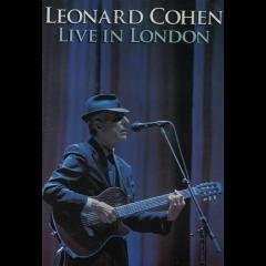 Cohen Leonard - Live In London (DVD)