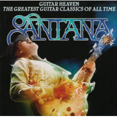 Santana - Guitar Heaven - The Greatest Guitar Classics Of All Time (CD)