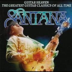 Santana - Guitar Heaven - The Greatest Guitar Classics Of All Time (CD)