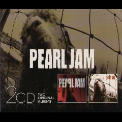 Pearl Jam - Vs / Ten (CD)
