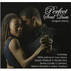 Perfect Soul Duets - Various Artists (CD)