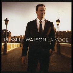 Watson Russel - La Voce (CD)