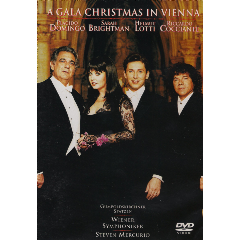 A Gala Christmas In Vienna - Various Artists (DVD)