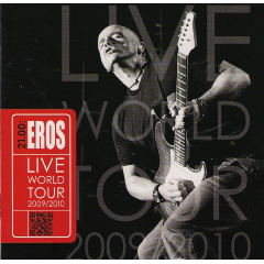 Ramazzotti, Eros - Live World Tour 2009/2010 (CD)