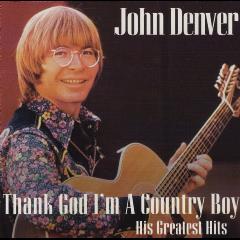 John Denver - Thank God I'm A Country Boy - Best Of John Denver (CD)