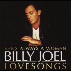 Joel Billy - She's Always A Woman - The Love Songs (CD)