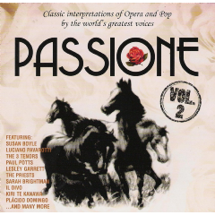 Passione - Vol.2 - Various Artists (CD)