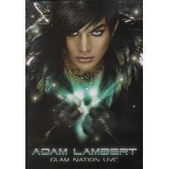 Lambert, Adam - Glam Nation Live (DVD)