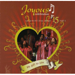 Joyous Celebration - Vol 15 : Live At The I.C.C.Arena Durban Part 1 (CD)