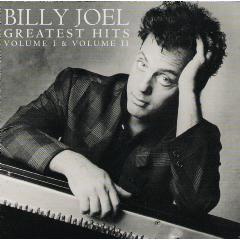 Joel Billy - Greatest Hits - Vols. I & II (CD)