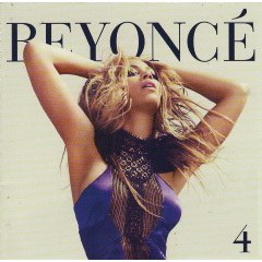 Beyonce - 4 - Deluxe Edition (CD)