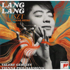 Lang Lang - Liszt - My Piano Hero (CD)