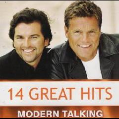 Modern Talking - 14 Great Hits (CD)