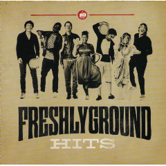 Freshlyground - Hits (CD)