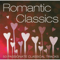 Romantic Classics - Various Artists (CD)