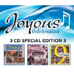 Joyous Celebration - Vols.7, 8 & 9 (CD)