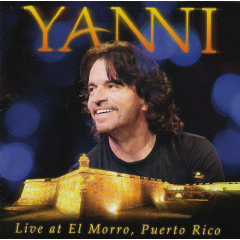 Yanni - Live At El Morro, Puerto Rica (CD + DVD)