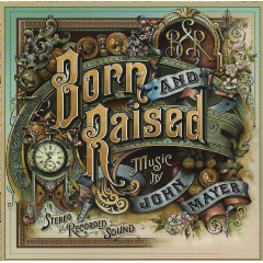 Mayer John - Born And Raised (CD)