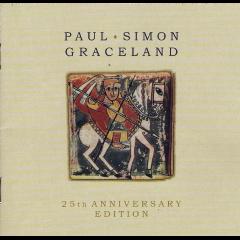 Simon Paul - Graceland - 25th Anniversary Edition (CD + DVD)