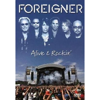 Foreigner - Alive And Rocking (CD)
