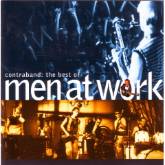 Men At Work - Contraband - Best Of Men At Work (CD)