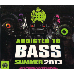 Ministry Of Sound - Addicted To Bass Summer 2013 (CD)