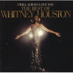 Houston Whitney - I Will Always Love You: The Best Of Whitney Houston [Deluxe] (CD)