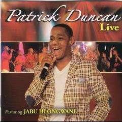 Duncan Patrick - Live (CD)