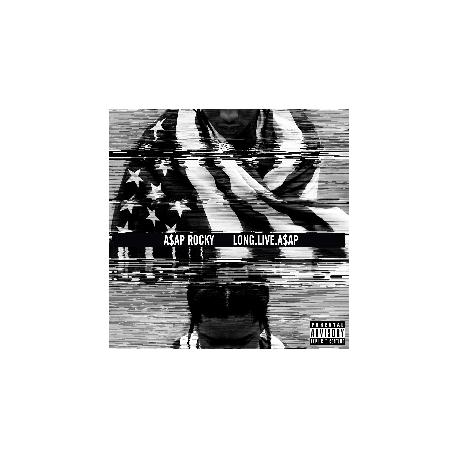 Asap Rocky - Long Live A$ap (CD)