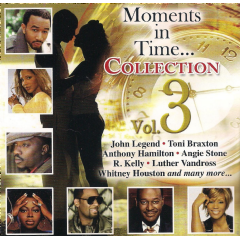Moments In Time .... Collection - Vol.3 - Various Artists (CD)