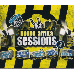 House Africa - House Africa Sessions 3 (CD)