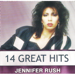 Rush, Jennifer - 14 Great Hits (CD)