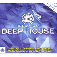 The Sound Of Deep House - Various Artists (CD)