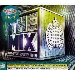 The Mix - Various Artists (CD)
