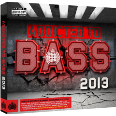 Addicted To Bass 2013 - Various Artists (CD)