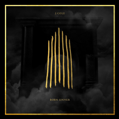 J.Cole - Born Sinner (CD)