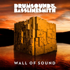 Drumsounds & Bassline Smith - Wall Of Sound (CD)