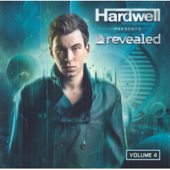 Hardwell - Revealed - Vol.4 Presented By Hardwell (CD)