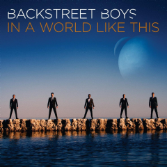 Backstreet Boys - In A World Like This (CD)
