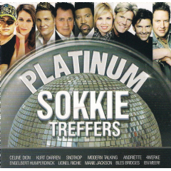 Platinum Sokkie Treffers - Various Artists (CD)