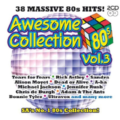 Awesome 80's Collection - Vol.3 - Various Artists (CD)