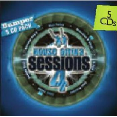 House Africa - House Africa Sessions 4 (CD)