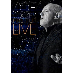 Cocker, Joe - Fire It Up - Live (DVD)