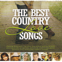 The Best Country Love Songs - Various Artists (CD)