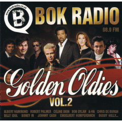 Bok Radio Golden Oldies - Vol.2 - Various Artists (CD)